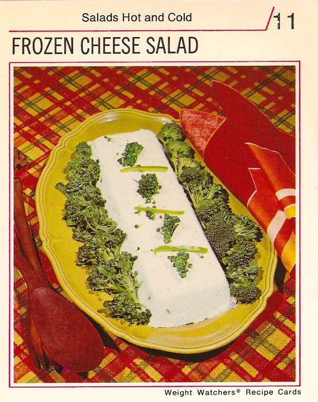 frozencheesesalad